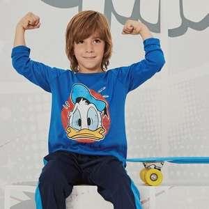 Camiseta Pato Donald 4, 6 y 8