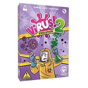 VIRUS! 2 Evolution - Juego de Mesa (Virus 1 también rebajado)