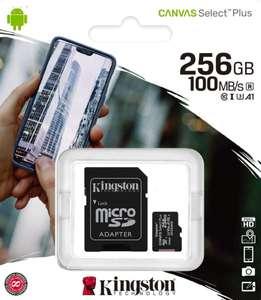 Kingston MicroSDCS2 - 256GB(Switch)