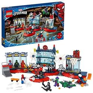LEGO 76175 Marvel Spider-Man Ataque a la Guarida Arácnida