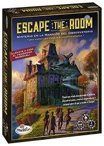 Escape the Room: Misterio en la Mansión del Observatorio - Juego de Mesa