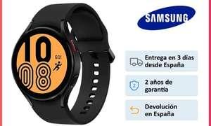 "Samsung Galaxy Watch 4 de 44 mm, Pantalla Touch AMOLED de 1,4"" - YA DISPONIBLE"