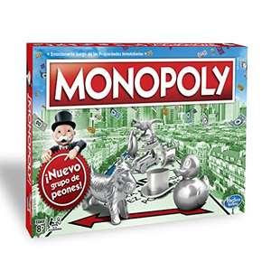 Monopoly Clásico - Juego de Mesa