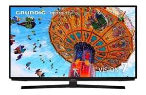 "TV LED 65"" - Grundig 65 GFU 7990B, UHD 4K, DVB-T2, Android TV, HDR, Quad Core, Control de voz"