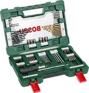 Bosch Maletín V-Line con 91 unidades para taladrar y atornillar