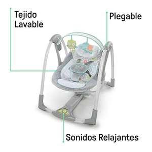 Columpio compacto plegable para bebés