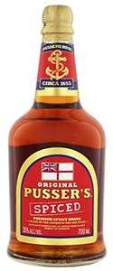 Ron Pusser's Original Spiced Premium Spirit Drink 35% Vol. 0.7L - 700 ml