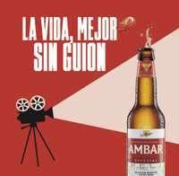 Entradas GRATIS al Cine con tus compras de Cerveza Ambar