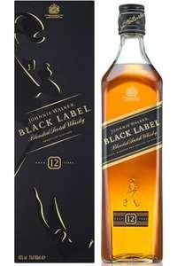700ml Whisky Johnnie Walker Black Label