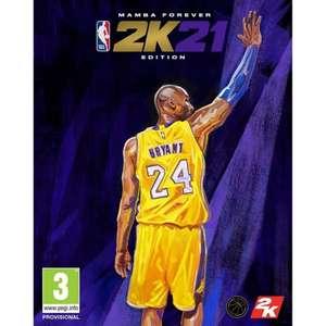 NBA 2K21 Edición Mamba Forever para PS5
