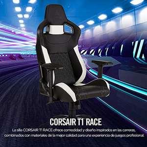 Silla gaming Corsair T1 - Amazon