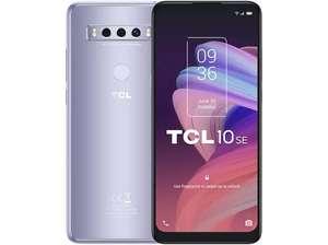 """Móvil - TCL 10 SE, Plata, 128 GB, 4 GB, 6.52"""" HD+, Cortex-A53, 4000 mAh, Android"""