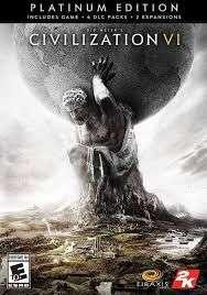 Sid Meier's Civilization VI: Platinum Edition Steam Key EUROPE