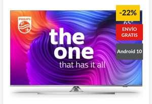 TV PHILIPS 65PUS8536 (LED - 65'' - 165 cm - 4K Ultra HD - Smart TV)