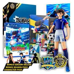 Captain Tsubasa edición coleccionista PS4