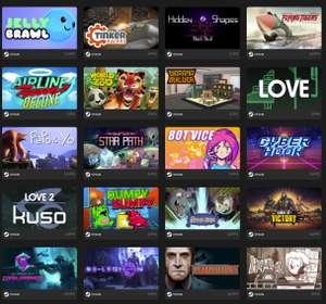 """Pack de Juegos de Steam """"Fall Bundle"""" y Dollar Neon Bundle, 13 juegos a 11,03€"""