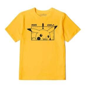 Camisetas Pokémon 11.99€ [Varios Diseños]