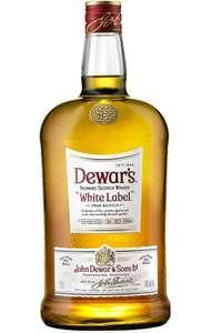 1750ml Whisky White Label [sale a 8,30€ los 70cl, descuento al tramitar]