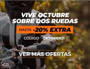 Hasta 20% EXTRA en Motocard