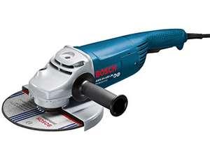Amoladora gama professional BOSCH 0601883M03 2.400 W. 180 mm. Empuñadura recta.