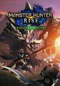 Monster Hunter Rise Deluxe Steam - Precompra