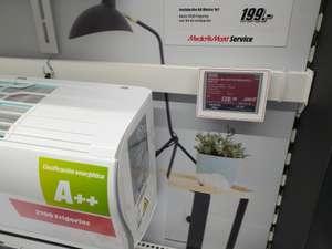 Aire acondicionado - Wide WDS09IUL3-R32 (Mediamarkt San Sebastián de los reyes)
