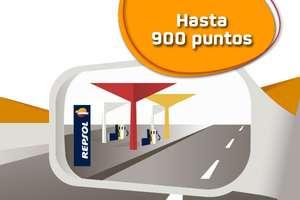 900 puntos Travelclub al repostar con Waylet