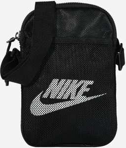 Bolso bandolera 'Heritage' NIKE Sportswear en negro