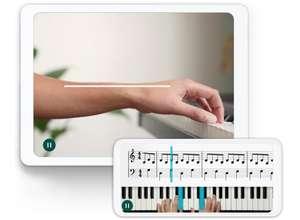 3 meses de Skoove Premium a mitad de precio (app para aprender piano)