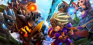 Heroes Legend - Epic Fantasy RPG juego.