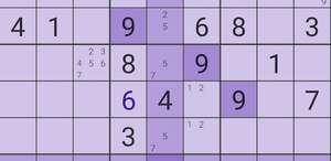 Sudoku Pro juego.