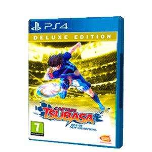 CAPTAIN TSUBASA Rise of New Champions EDICIÓN DELUXE PS4