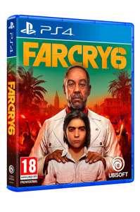 FarCry 6 PS4 - Juego Físico Nuevo y Precintado