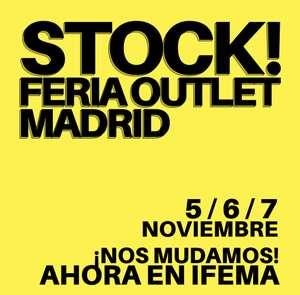 FERIA OUTLET MADRID - IFEMA
