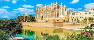Vuelos ida y vuelta a Palma de Mallorca desde 23€ para el puente de la Constitución