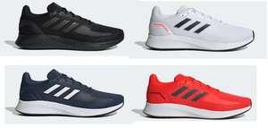 TALLAS 39 1/3 a 49 1/3 - Zapas Adidas Run Falcon 2.0 (En 4 Colores)