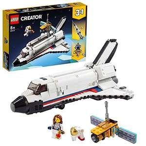 Avión lanzadera de LEGO para hacer despegar la imaginación de los peques
