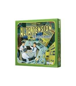 """""""Alta tensión"""" - juego de cartas"""
