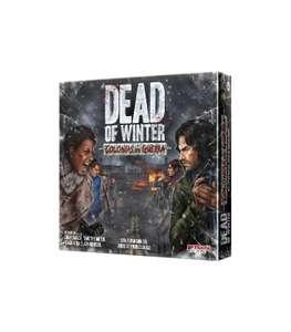 """Expansión """"Dead of Winter: Colonias en guerra"""", juego de mesa"""