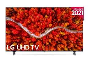 TV LED 138,8 cm (55'') LG 55UP80006LA + Cupón 21%