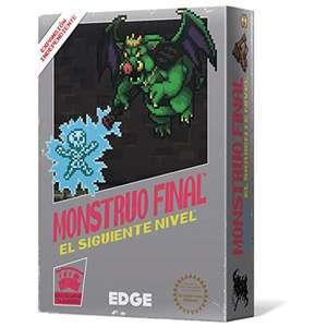 Monstruo Final: El siguiente nivel - Juego de Mesa