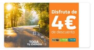 Campaña de Carburante Premium Disfruta de 4€ de descuento Waylet Repsol