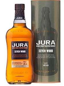 Jura Seven Wood - Whisky de Malta Escocés - 700 ml