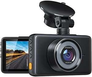 Dashcam 1080P Cámara de Coche Grabadora
