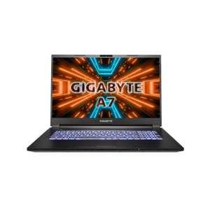 "Gigabyte A7 X1-CES1130SH AMD Ryzen 9 5900HX/16GB/512GB SSD/RTX3070/17.3"""