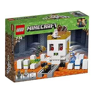 LEGO Minecraft - La Calavera de la Lucha
