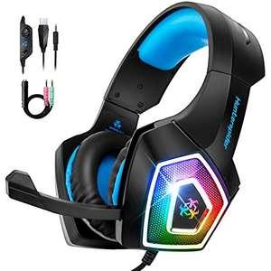 Auriculares PS4 Gaming