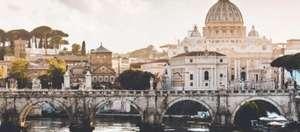 Viaje a ROMA - Alojamiento 3 noches Hotel 3*+ Vuelos Directos