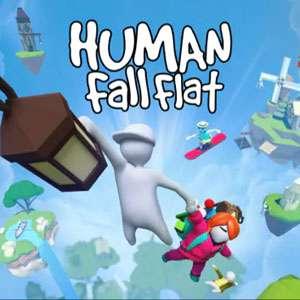 Gratis códigos para Human: Fall Flat (Steam) y Tarjeta de visita (Call of Duty)