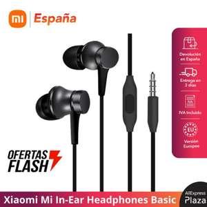 Xiaomi Mi Auriculares In-Ear Básico Versión Global Original (envío dsd España) *Crear cuenta nueva*